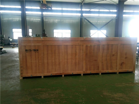 ECOTEC CNC Cutting Machine Was Sent To Australia in 2017